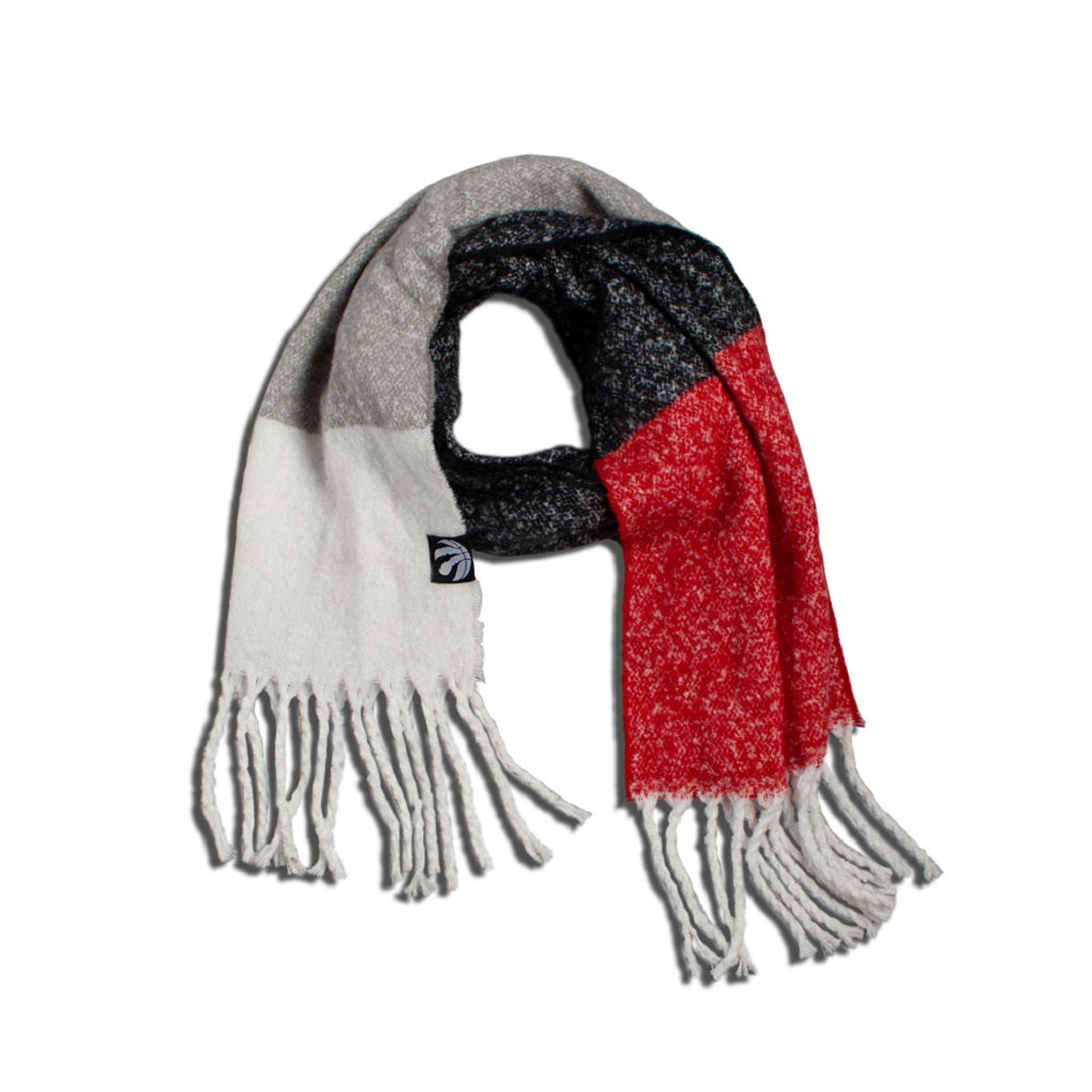Raptors Ladies Colour Block Scarf