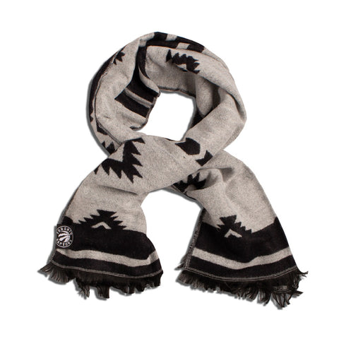Raptors Gertex Ladies Wide Jacquard Scarf
