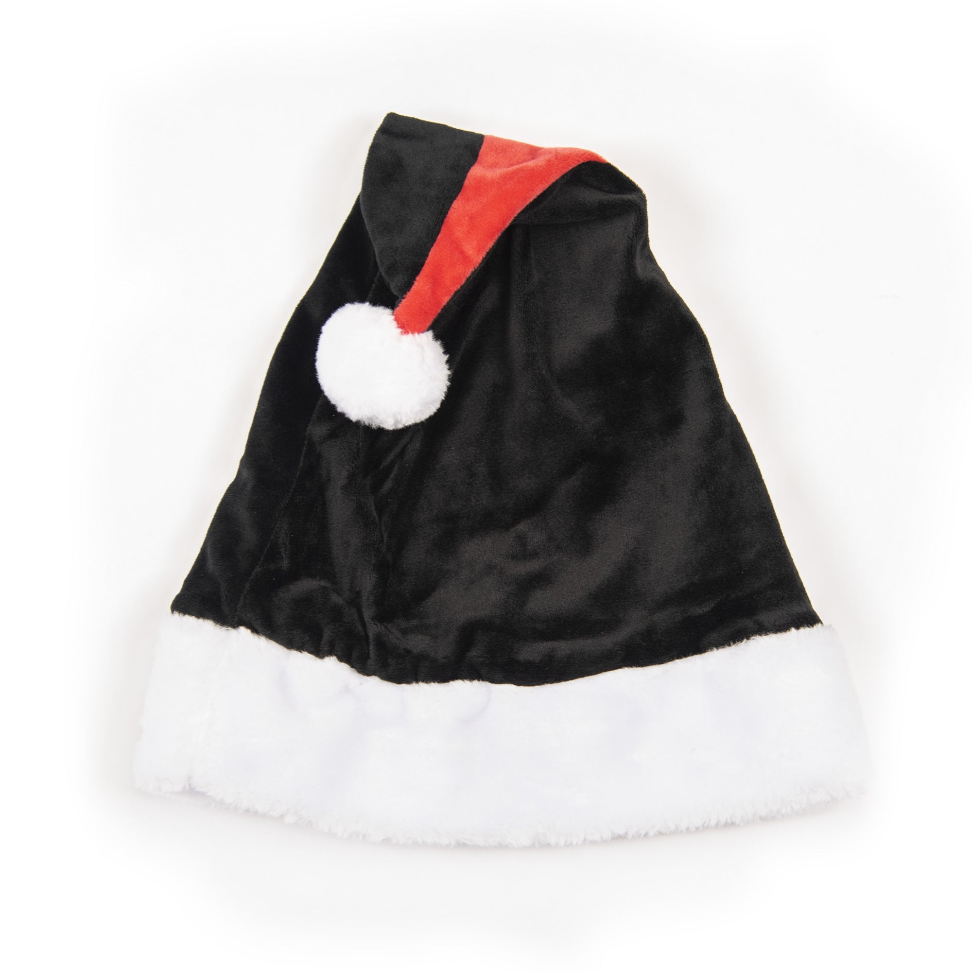 Raptors Colourblock Santa Hat