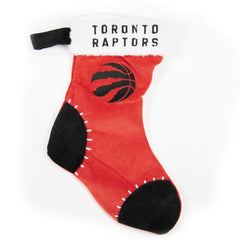 Raptors Colourblock Plush Stocking