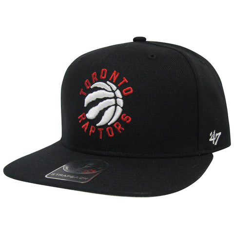 Toronto Raptors 47 Brand Men's SuperShot Captain Strapback