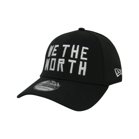 31f72a2aed0 Raptors New Era Men s  We the North  3930 Hat