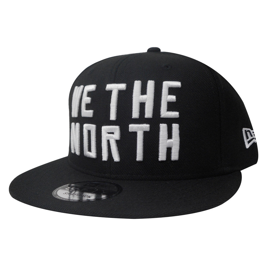 "Toronto Raptors Mens ""We the North"" 950 Snapback"