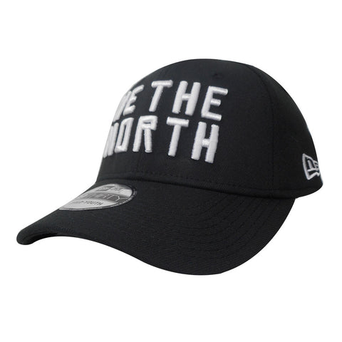 "Toronto Raptors Youth ""We the North"" 3930 Stretch Fit Hat"
