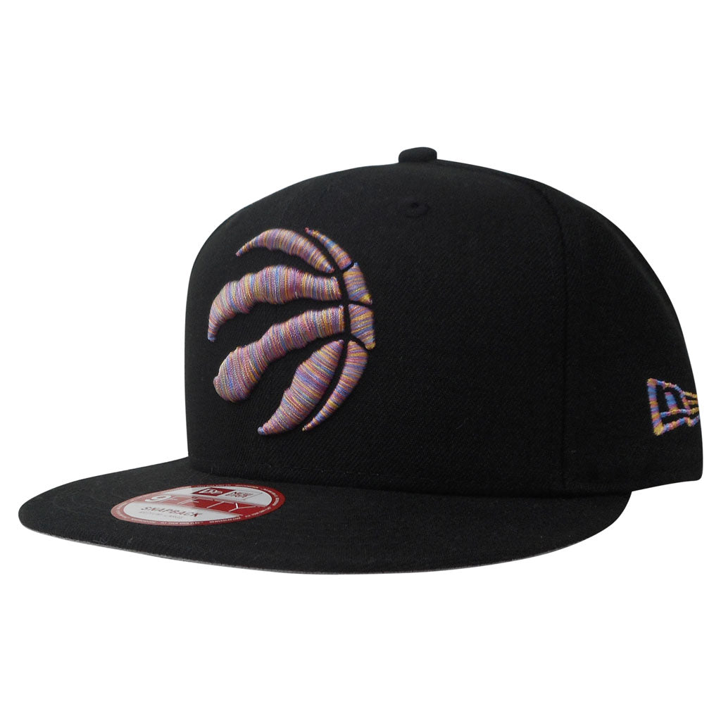 Toronto Raptors New Era Mens Logo Craze Snapback Hat