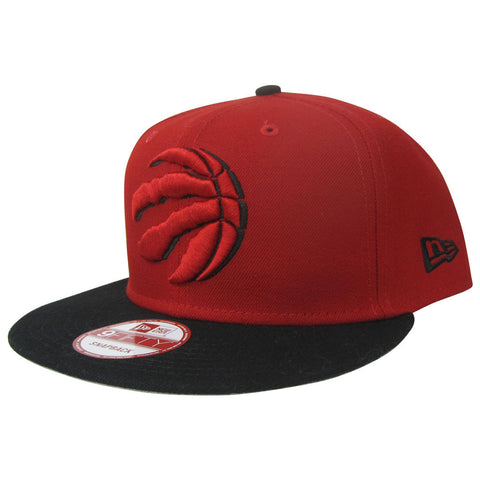 Toronto Raptors New Era Men's  Shadow Slice 2 Snapback