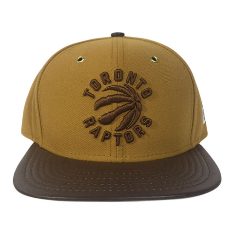 Toronto Raptors New Era Men's Metal Hook Tim Snapback