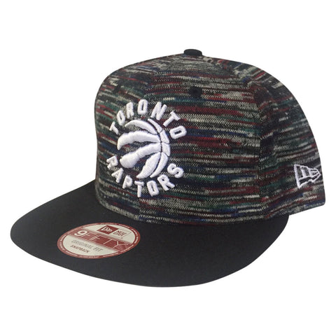 Toronto Raptors New Era Men's Team Craze Snapback