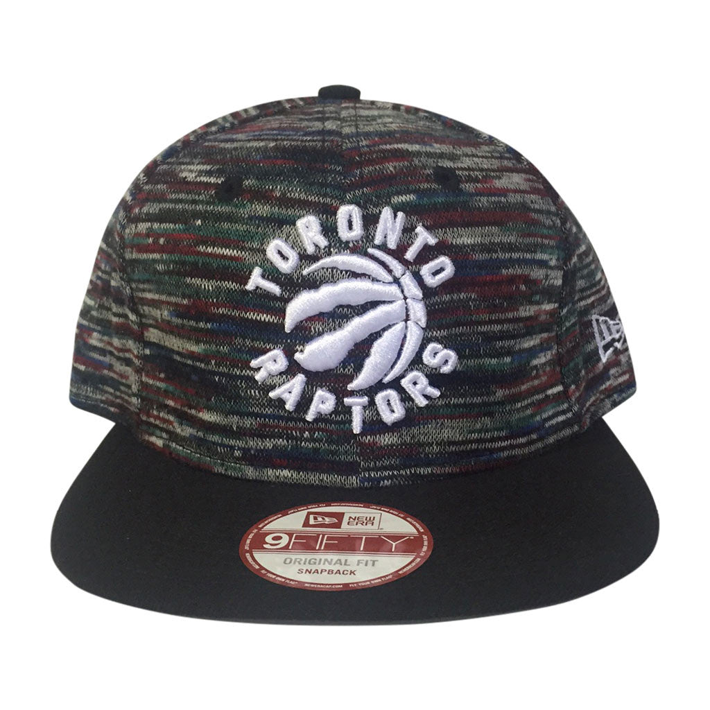 Toronto Raptors New Era Men's Team Craze Snapback - shop.realsports - 1