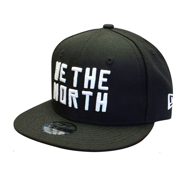 Toronto Raptors New Era Youth 'We the North' Snapback