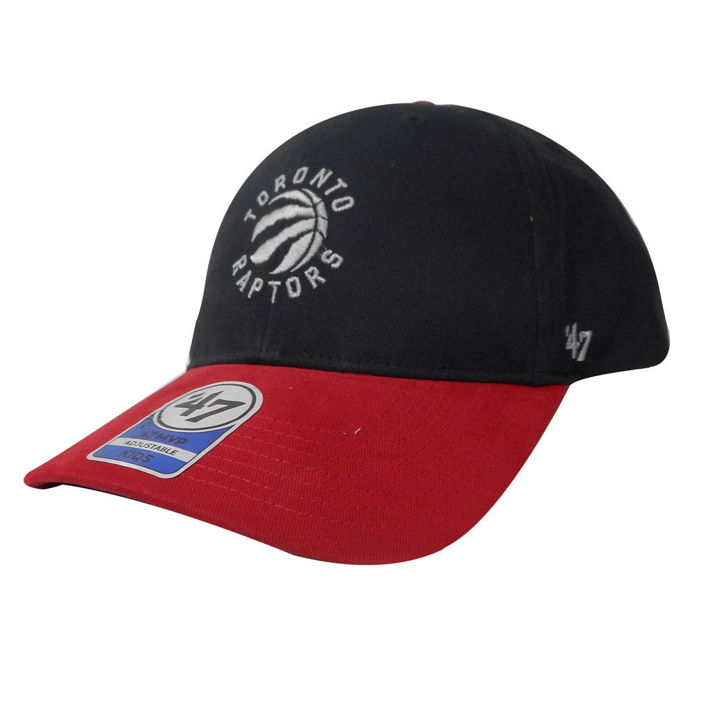 Toronto Raptors Youth MVP Adjustable Hat