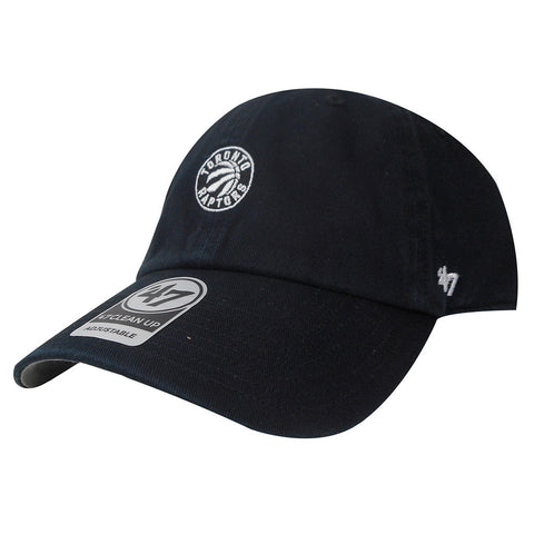 Toronto Raptors '47 Brand Base Runner Clean Up Slouch Adjustable Hat