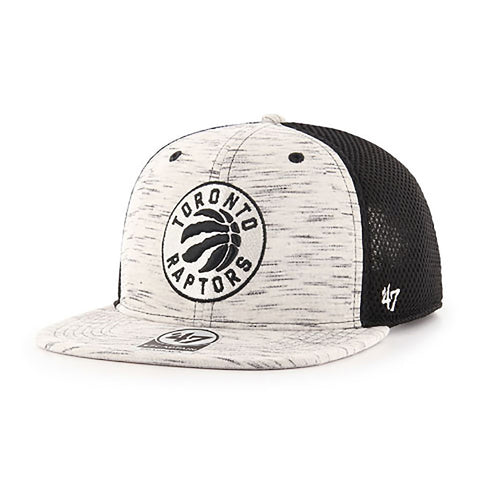 Toronto Raptors Men's Tonal Downswing Captain Snapback Hat