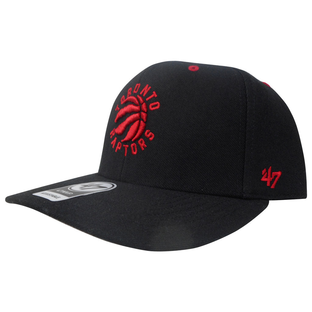 Toronto Raptors 47 Brand Men's Audible MVP Slouch Hat