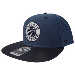 Toronto Raptors Men's Tonal Double Move Captain Snapback