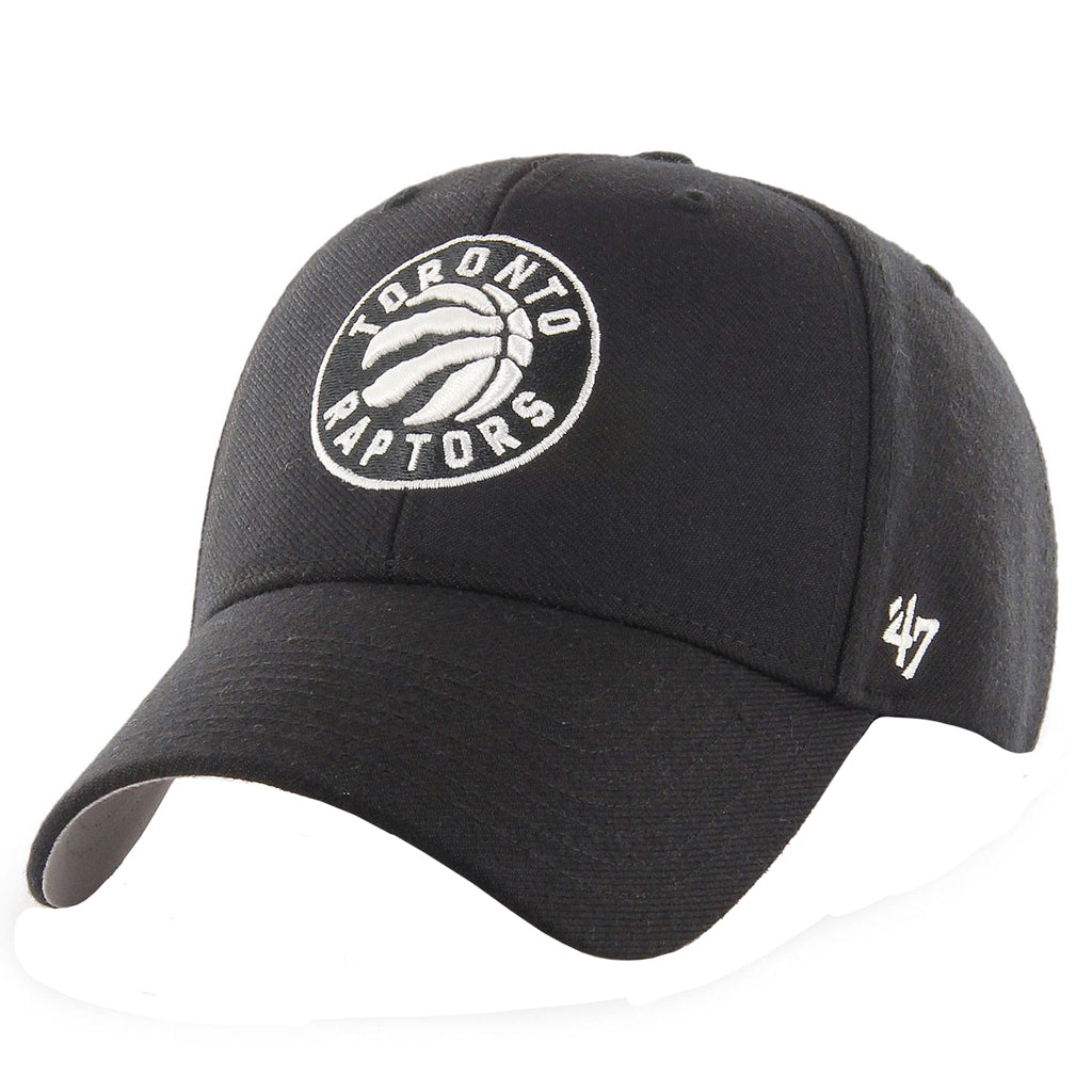 Toronto Raptors 47 Brand Men's MVP Adjustable Slouch Hat