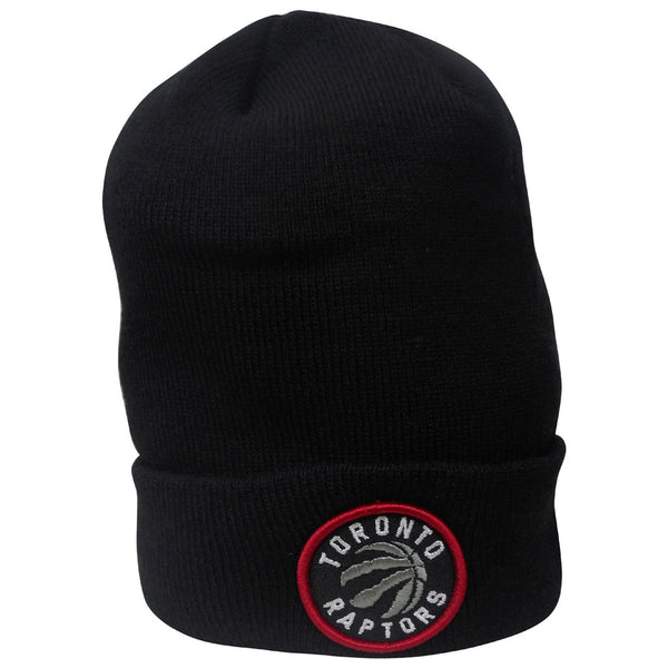 Toronto Raptors Men's Raised Cuffed Toque