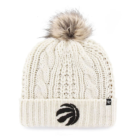 Toronto Raptors Ladies Meeko Cuffed Pom Toque