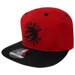 Toronto Raptors Infant Two Tone Snapback Hat