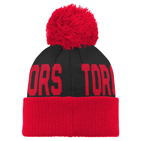 Toronto Raptors Infant Cuffed Pom Toque