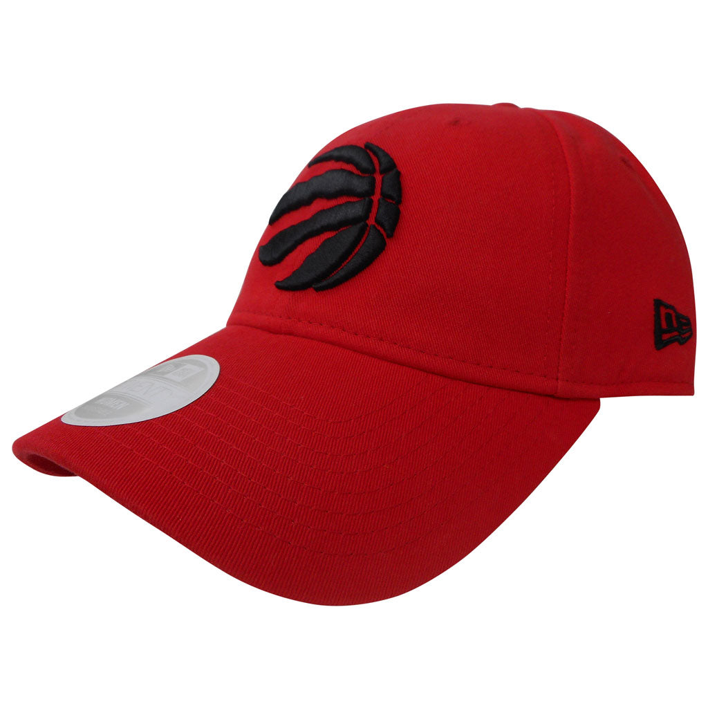 Toronto Raptors Ladies Red Preferred Pick 920 Structured Adjustable Hat