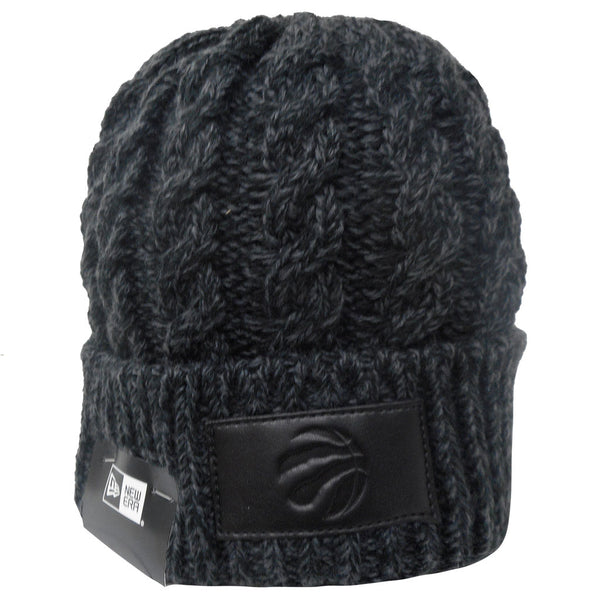 Toronto Raptors Men's Polar Patch Cuffed Toque