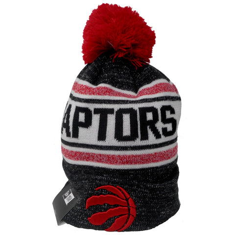 Toronto Raptors Men's Toasty Cover Cuffed Pom Toque