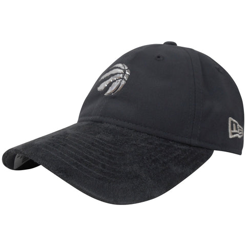 Toronto Raptors Men's Authentic On Court Grey 920 Adjustable Hat