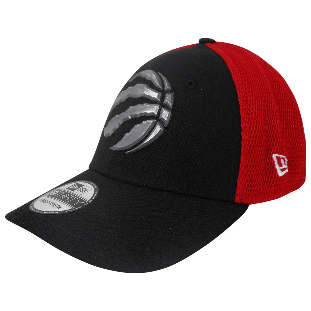 Toronto Raptors Youth Authentic On Court 3930 Flex Hat