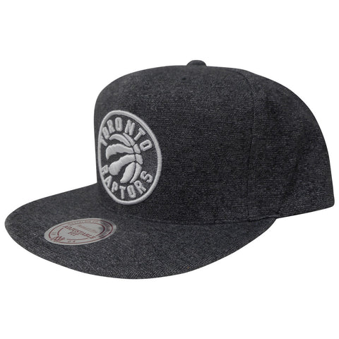 Raptors Mitchell & Ness Men's Clear Logo Snapback