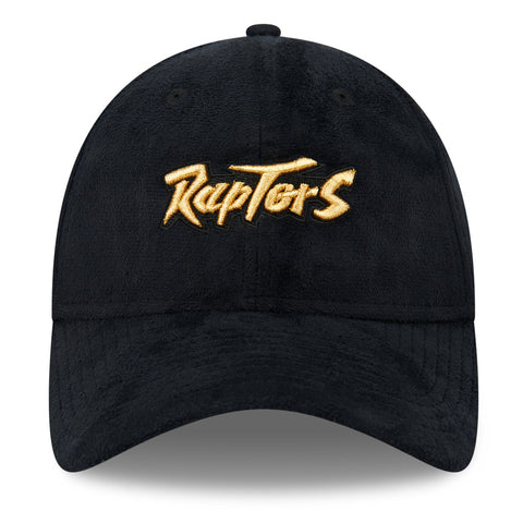 Toronto Raptors Player Created Retro Script 950 Strapback Hat