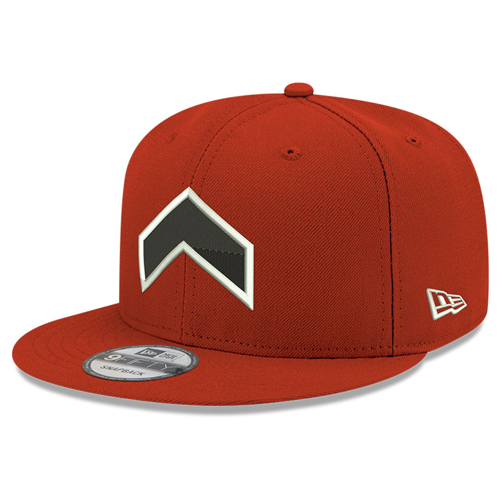 Raptors Uprising Adult 950 Draft Snapback Hat
