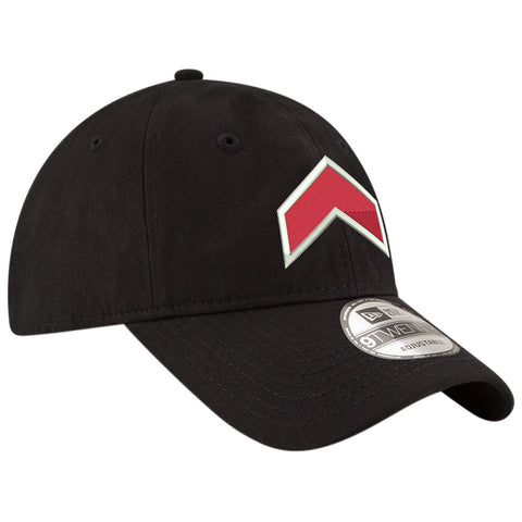 ... Raptors Uprising Adult Adjustable Slouch Hat - Black f8f104b82670