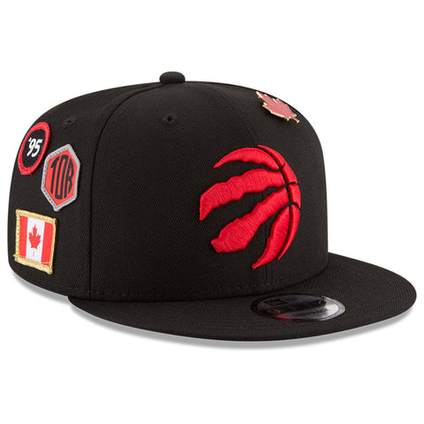 Toronto Raptors Youth 2018 950 Draft Hat