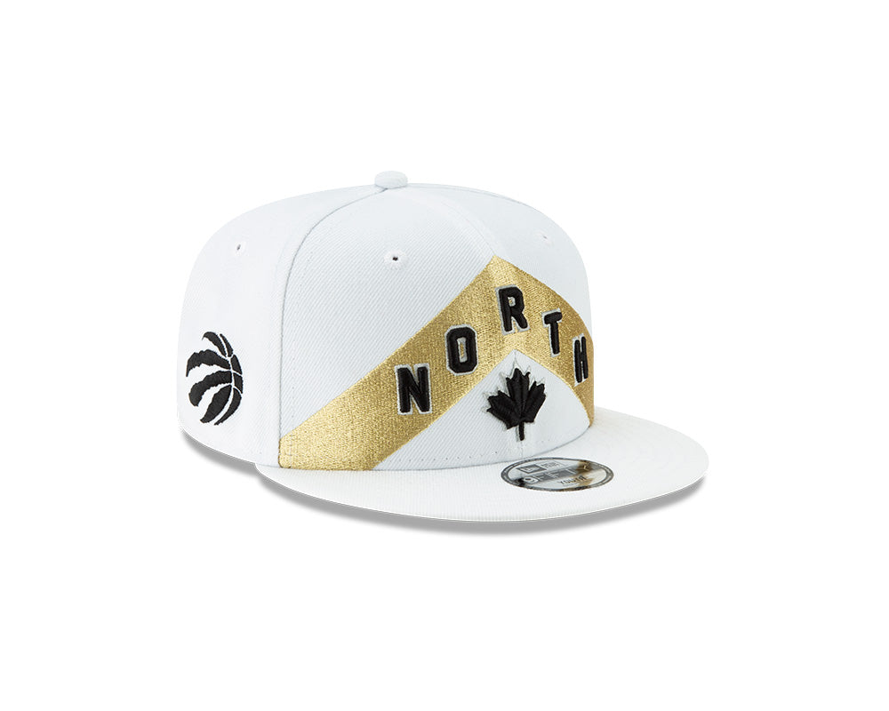 release date ec15a c4fb5 Toronto Raptors New Era Youth OVO City Edition 9Fifty Snapback Hat –  shop.realsports