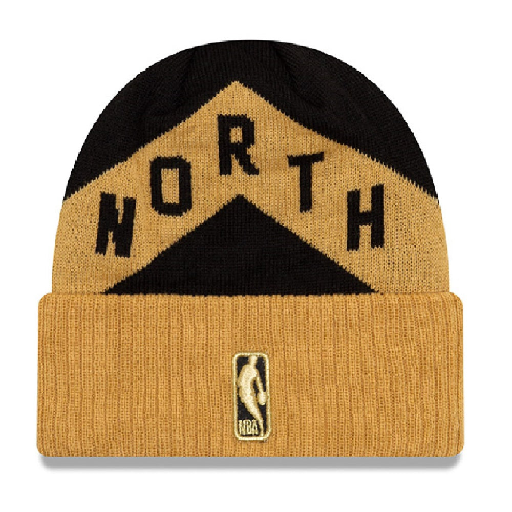 Raptors New Era Men's City Cuffed Toque