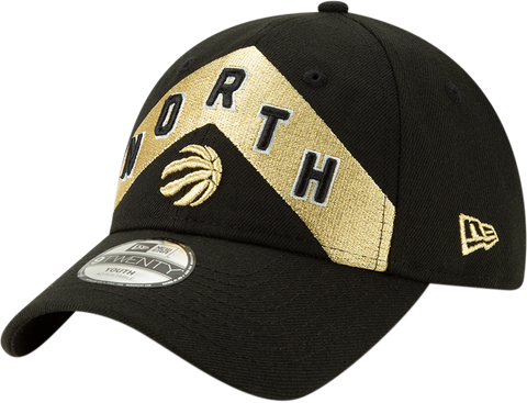 Raptors New Era Youth City Slouch Adjustable Hat