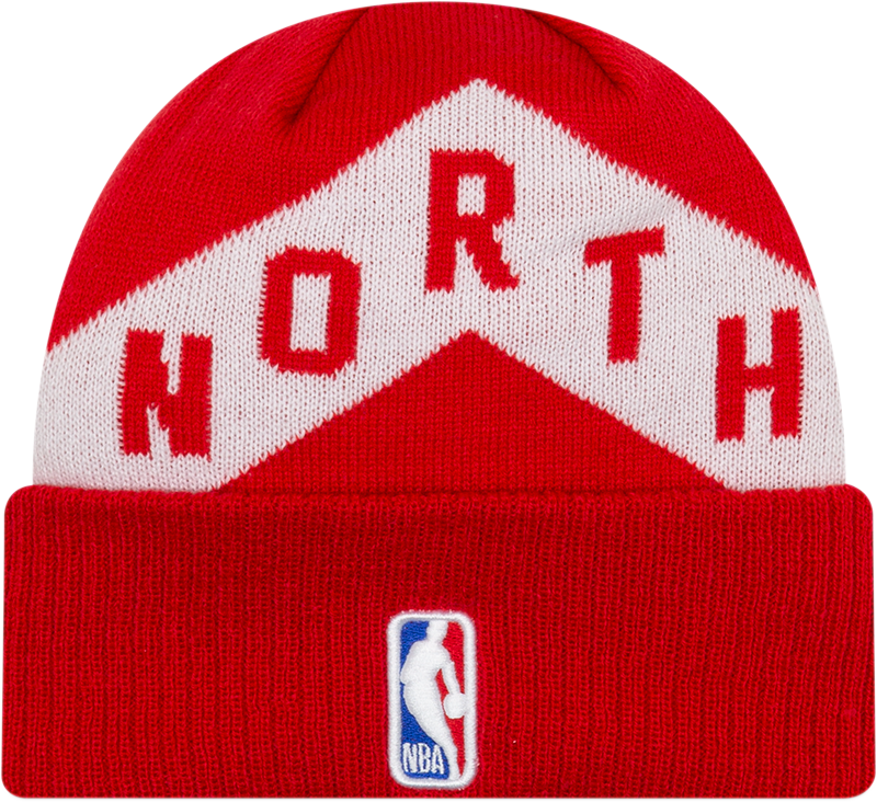 ca119936b8c Raptors New Era Men s Earned Cuff Knit Toque – shop.realsports