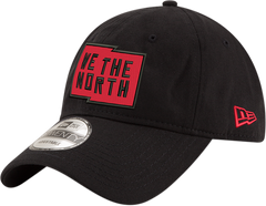 Raptors New Era Men's 'We the North' Slouch Adjustable Hat