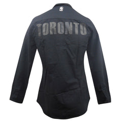 Toronto Raptors Frank & Oak Men's Post-Game Light Terry Mock L/S