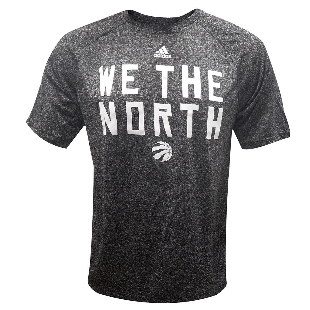 Toronto Raptors Adidas Men's We The North Climate S/S Tee