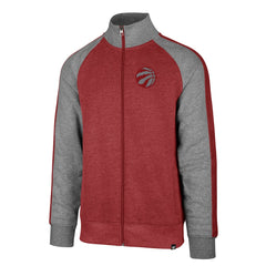Raptors 47 Brand Men's Match Track Jacket