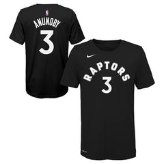 Toronto Raptors Nike Youth Anunoby Player Tee