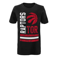 Raptors Youth Shattered Tee