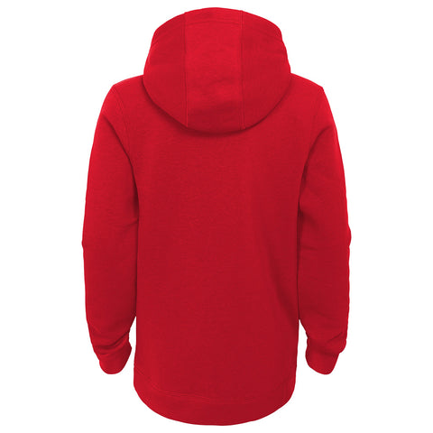 Raptors Nike Youth Logo Essential Hoody