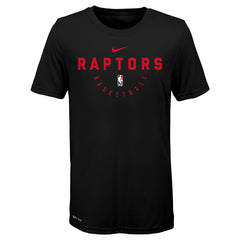 Toronto Raptors Nike Youth Practice S/S Shirt