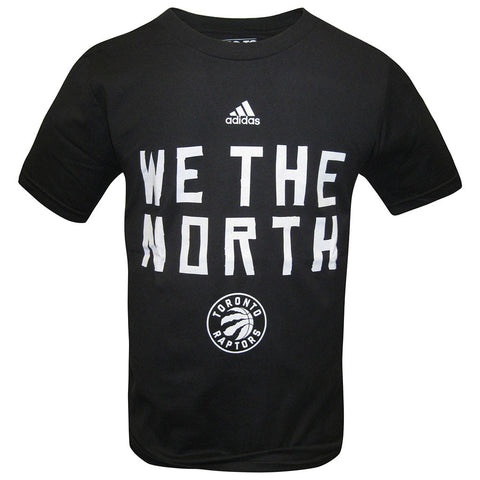 Toronto Raptors Adidas Kids 'We the North' S/S Shirt