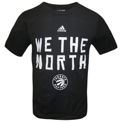Toronto Raptors Adidas Kids 'We the North' S/S Shirt - shop.realsports