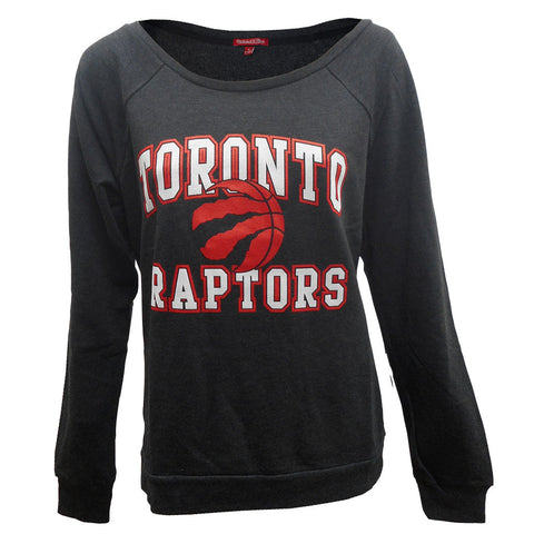 Toronto Raptors Mitchell & Ness Ladies Kill The Clock Crew