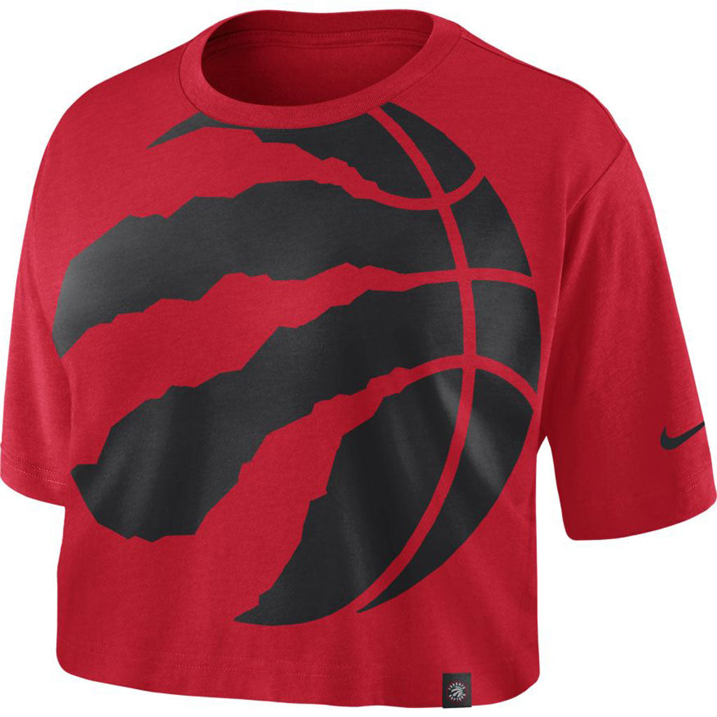 Toronto Raptors Ladies Crop Top